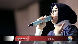 Video Sabyan - Qomarun MP3, 3GP, MP4, WEBM, AVI, FLV Oktober 2018