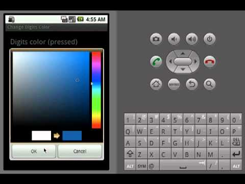 Video of Golden Dialer
