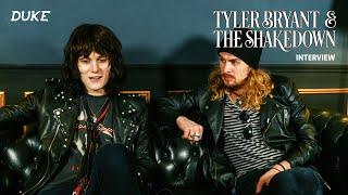 Tyler Bryant & Caleb Crosby (Tyler Bryant & The Shakedown) - Paris, November 16. 2017