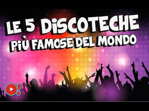 le 5 discoteche più famose del mondo - scopri quali sono!