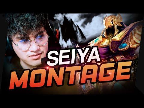 LyoN Seiya Montage ( ̄(エ) ̄) (видео)