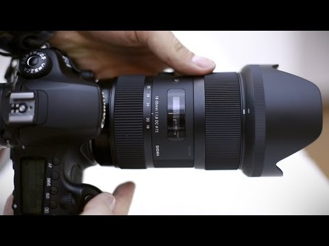 Sigma 18-35mm f/1.8 DC HSM lens full review (with samples)