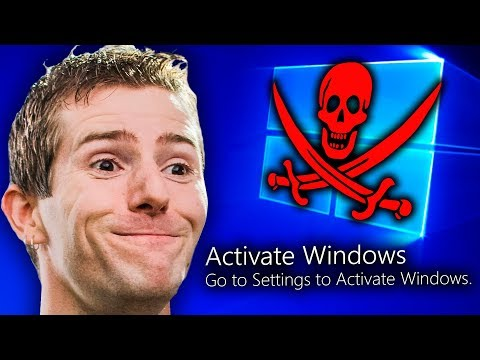 Video Why Does Linus Pirate Windows?? download in MP3, 3GP, MP4, WEBM, AVI, FLV January 2017