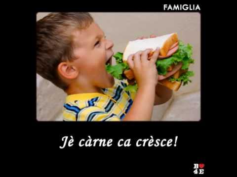 JÈ CÀRNE CA CRÈSCE!