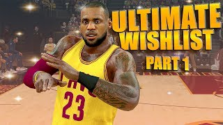 """NBA 2K17 MyPark 3v3 Gameplay. NBA 2K18 Wishlist Part 1. My ideas for New Features, Parks, Archetype changes and More. To Send In A Clip For The Top 10 Plays: Email: ShakeDownTop10@Yahoo.comHow To Send In A Clip! PS4 Users: Use Share Factory & Upload to YouTube """"Unlisted""""XB1 Users: Get the YouTube App & Upload to YouTube """"Unlisted""""To Submit your clip on YouTube:1. Upload an HD clip Unlisted (instead of Public or Private)2. Title it """"(Your Name) for ShakeDown2012's Top 10"""" ex: """"Tim for ShakeDown2012..."""" Specify Top 10 Dunks, Blocks, Crossovers etc.3. You can submit more than one HD clip4. Remove the Circle by Holding LB & RB (L1 or R1) in instant replay5. Send the Clip to ShakeDownTop10@yahoo.com TIP: Play it in Regular Motion. TIP: Show at least 3 angles.TIP: PS4, XB1 or PC only.TIP: No cell phone or camera captured footage.TIP: No Montages Please. Separate your clips. ★★Subscribe★★http://www.youtube.com/user/ShakeDown2012★ ShakeDown2012 daily on Twitter★http://twitter.com/ShakeDown2012★ ShakeDown2012 daily on Twitch★http://www.twitch.tv/ShakeDownXL★ ShakeDown2012 - Xbox One★ ShakeDownXL - PSN★ ShakeDownXL - Steam"""