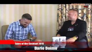Flairbar.com Show with Dario Doimo @ Tales of the Cocktail 2015!