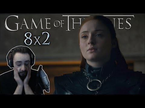 "Game of Thrones Season 8 Episode 2 REACTION ""A Knight of the Seven Kingdoms"" Part 1"