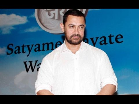 Aamir Khan Likely To Be Brand Ambassador For Drought-Free Maharashtra