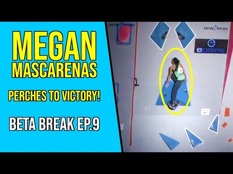 Megan Mascarenas Does An Impossible Perch! | Beta Break Ep.9