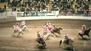 video y letra de Charreada en villanueva por La Villanovense Banda El Retoño