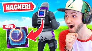 *NEW* STORM HACKER item UNLOCKED in Fortnite! by Ali-A