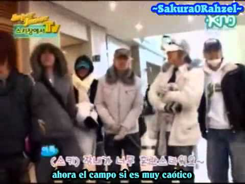 [Sub-Español] Super Junior Show Ep 7 Part 1