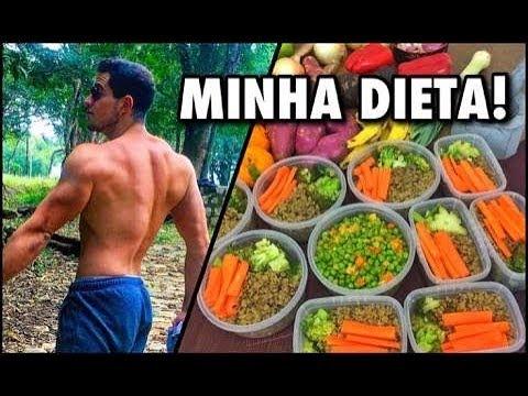 Alimentação Vegetariana Estrita para Ganho Muscular | Preparo Semanal