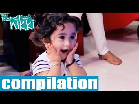 Best Of Luck Nikki | Episodes 16-18 Compilation | Season One | Disney India