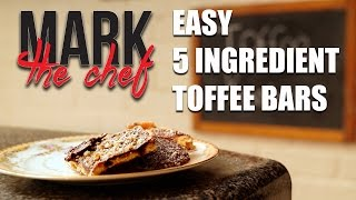 Mark's Easy 5 Ingredient Toffee