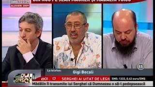 Serghei Mizil si Florian Bichir in razboi cu Madalin Voicu si Jean Maurer 6