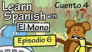 *Click CC to turn on subtitles in English to follow along* Learn in the most natural way possible! ~~~~~~~~~~~~~ SUBSCRIBE for more Spanish videos: http://bi...