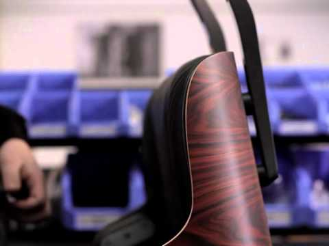 Video | Eames Lounge Chair Manufacturing in the Vitra Atelier