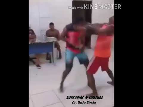 Knock out in street fights