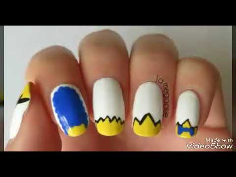 Recopilation de videos de uñas nails art 1
