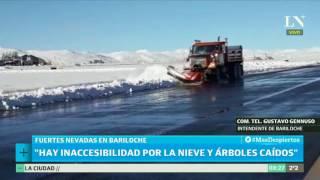 Entrevista a Gustavo Gennuso, intendente de Bariloche.
