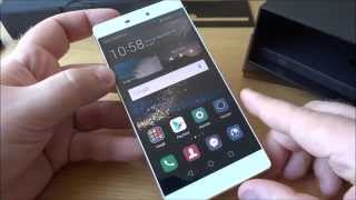Video: Huawei P8: Unboxing e Prime Impressioni ...