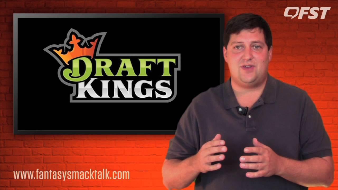 Daily Fantasy Football: Week 6 DraftKings Value Picks thumbnail