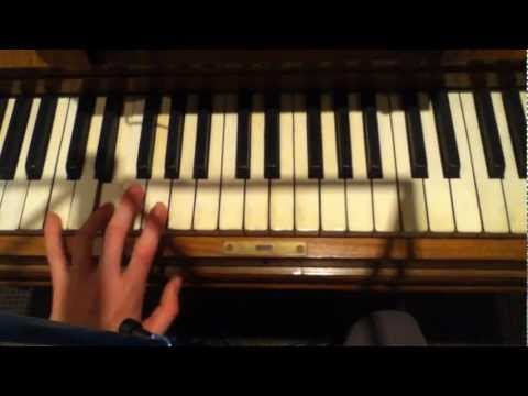 Learning Piano – C Major Arpeggio/Chord
