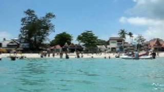 Full Moon Party, Beach, Haad Rin, Koh Phangan, Thailand
