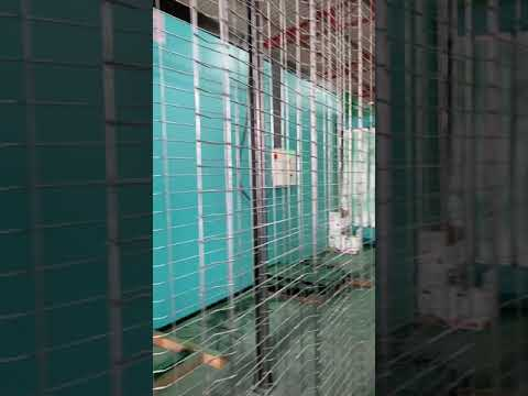 Panel Fence Painting Line