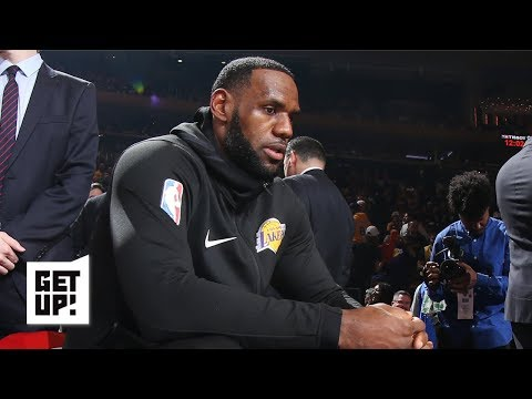 Did LeBron deserve Clyde Frazier's criticism for being a bad teammate?   Get Up!