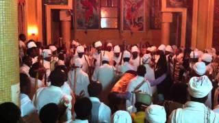 Mahlet The Saint John - Kidus Yohannes Bete Kirstian  Addis Ababa, Ethiopia