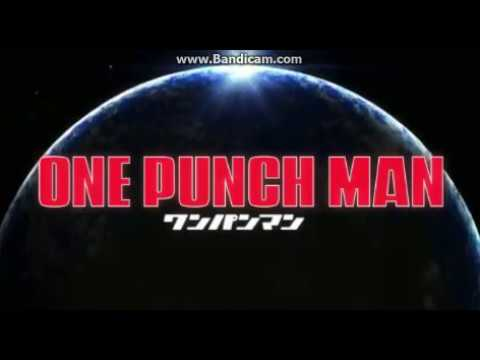 One Punch Man FULL ENGLISH OPENING AMV