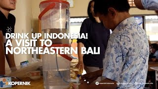 Drink Up Indonesia! A Visit to Northeastern Bali