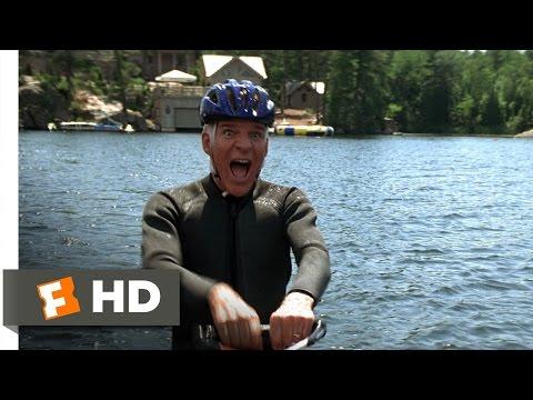 Cheaper by the Dozen 2 (5/5) Movie CLIP - Kneeboarding (2005) HD
