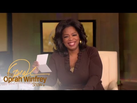 Ellen DeGeneres' Birthday Surprise for Oprah | The Oprah Winfrey Show | Oprah Winfrey Network