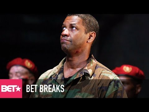 Denzel Washington To Star In The Iceman Cometh - BET Breaks