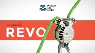 Wild Country Revo Belay Device - FULL DETAILS by WeighMyRack