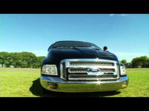 Ford prototipo totalmente modificada
