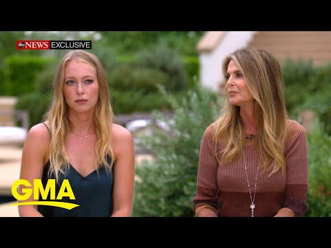 'Dynasty' actress' daughter speaks out on alleged sex cult l GMA