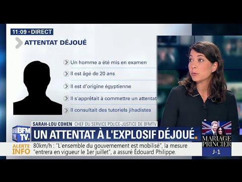 France – Ce que l'on sait de l'attentat à l'explosif déjoué