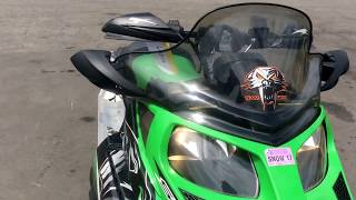 10. 2011 Arctic Cat F6 Sno Pro 600 | For Sale | Online Auction