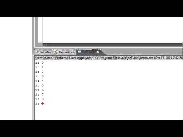 [Java cơ bản] Bài 15: Cấu trúc vòng lặp For