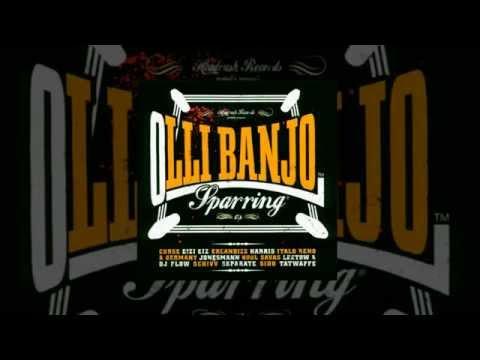 Olli Banjo - Sparring [FULL ALBUM] [1080P] [HD]