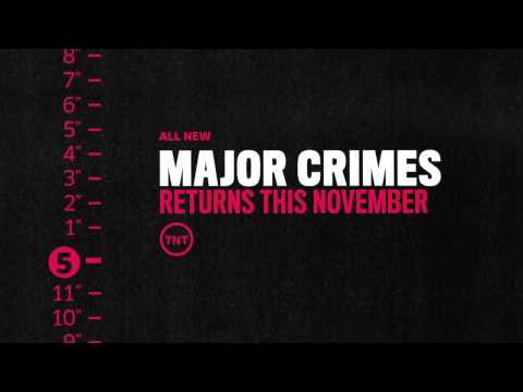 Major Crimes Season 4B (Teaser)