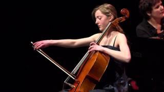 Florianne Remme (cello) - Nationale Finale Prinses Christina Concours 2016
