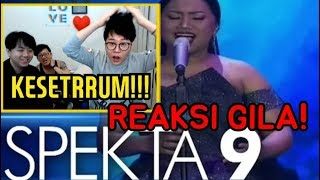 Video REAKSI PREMAN KOREA MARIA - NEVER ENOUGH (Loren Allred) INDONESIAN IDOL 2018 MP3, 3GP, MP4, WEBM, AVI, FLV Mei 2018