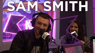 Video Sam Smith talks Too Good At Goodbyes, Stormzy & more! MP3, 3GP, MP4, WEBM, AVI, FLV Agustus 2018