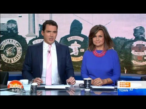 Bikie Law Review 9 NEWS