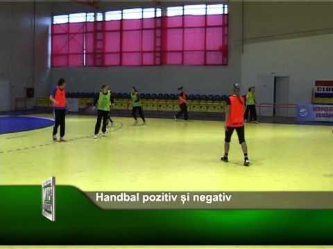 Handbal pozitiv și negativ